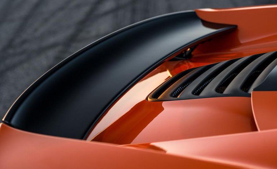 2015 McLaren 650S coupe - Slide 15
