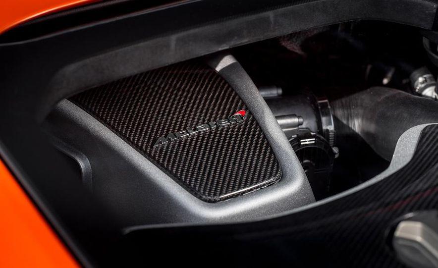 2015 McLaren 650S coupe - Slide 22