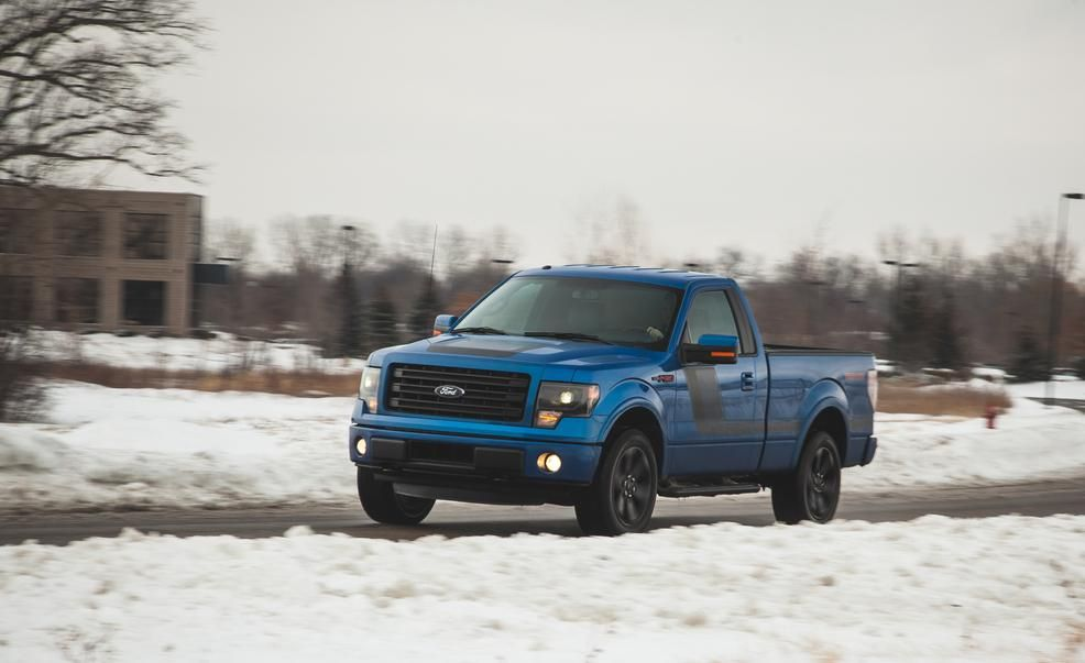2017 Ford F 150 Tremor 3 5l Ecoboost V 6 4x2 And 4x4