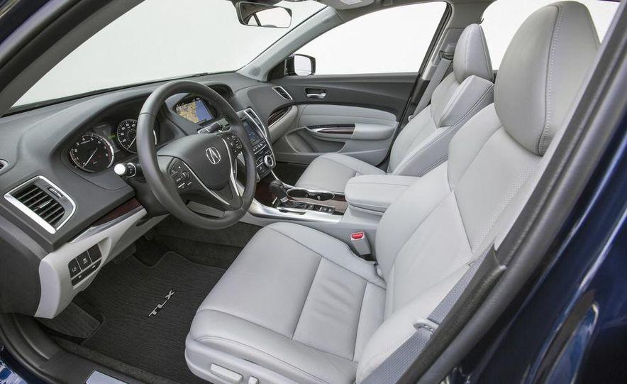 2015 Acura TLX 2.4L, 3.5L, and 3.5L SH-AWD - Slide 15