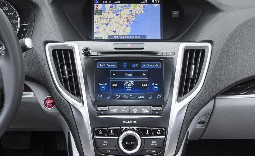 2015 Acura TLX 2.4L, 3.5L, and 3.5L SH-AWD - Slide 17