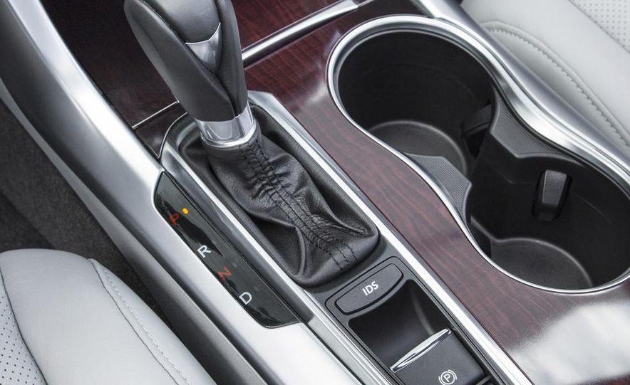 2015 Acura TLX 2.4L, 3.5L, and 3.5L SH-AWD - Slide 18