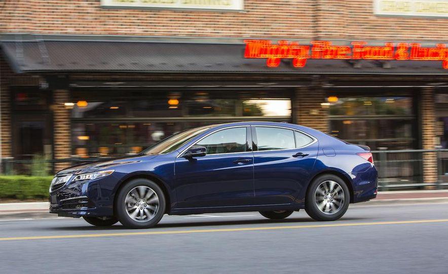 2015 Acura TLX 2.4L, 3.5L, and 3.5L SH-AWD - Slide 5