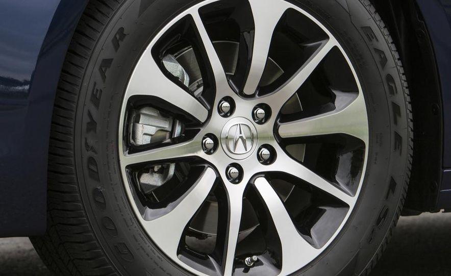 2015 Acura TLX 2.4L, 3.5L, and 3.5L SH-AWD - Slide 14
