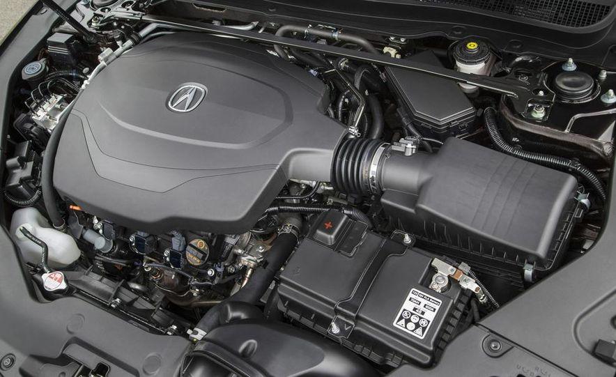 2015 Acura TLX 2.4L, 3.5L, and 3.5L SH-AWD - Slide 39