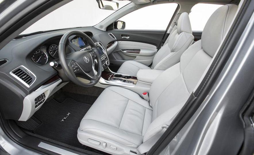 2015 Acura TLX 2.4L, 3.5L, and 3.5L SH-AWD - Slide 94