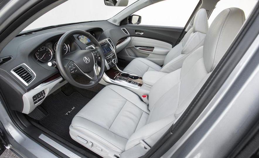 2015 Acura TLX 2.4L, 3.5L, and 3.5L SH-AWD - Slide 95