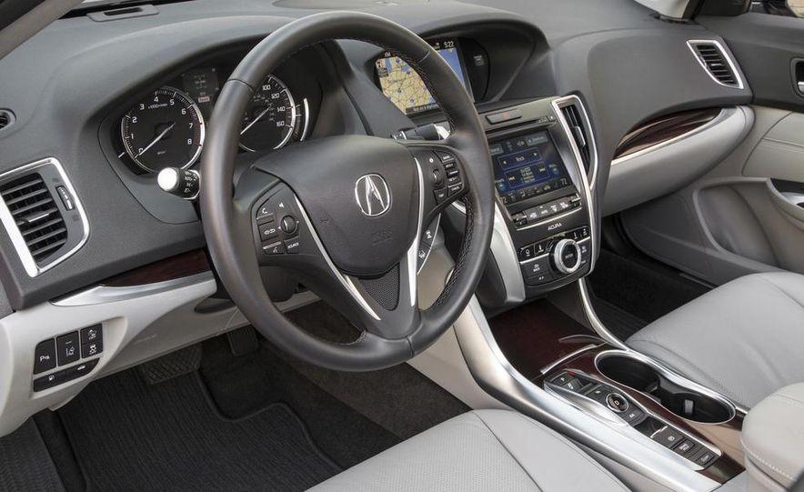 2015 Acura TLX 2.4L, 3.5L, and 3.5L SH-AWD - Slide 96