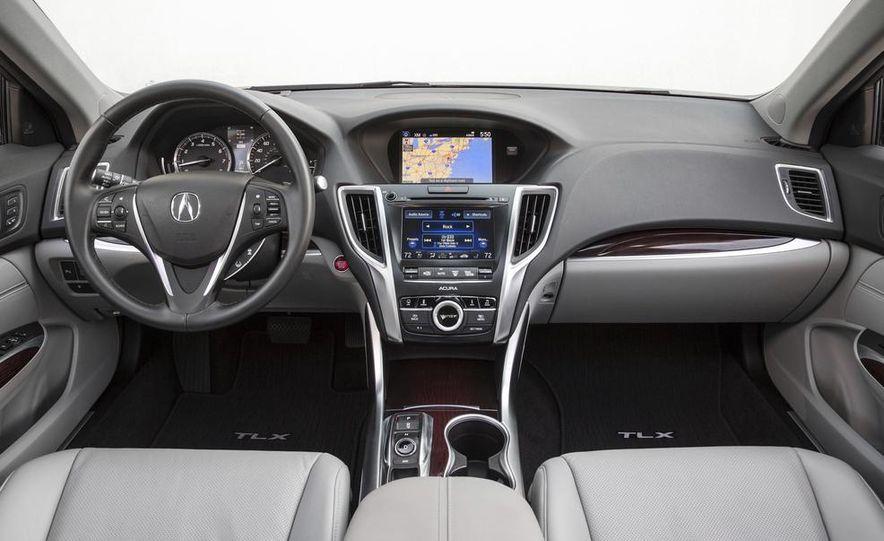 2015 Acura TLX 2.4L, 3.5L, and 3.5L SH-AWD - Slide 97