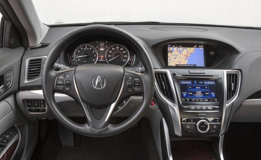 2015 Acura TLX 2.4L, 3.5L, and 3.5L SH-AWD - Slide 98
