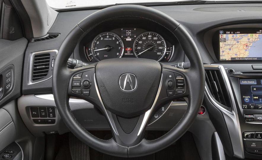 2015 Acura TLX 2.4L, 3.5L, and 3.5L SH-AWD - Slide 99