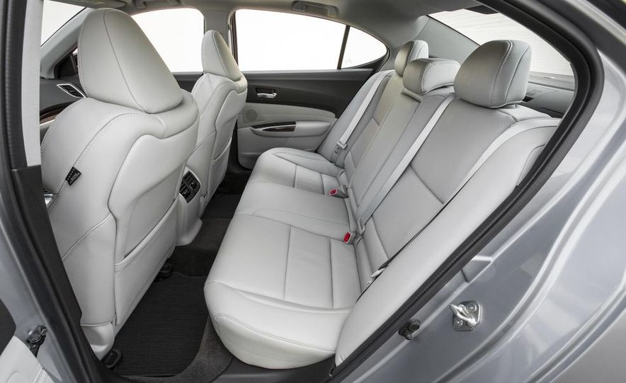 2015 Acura TLX 2.4L, 3.5L, and 3.5L SH-AWD - Slide 100