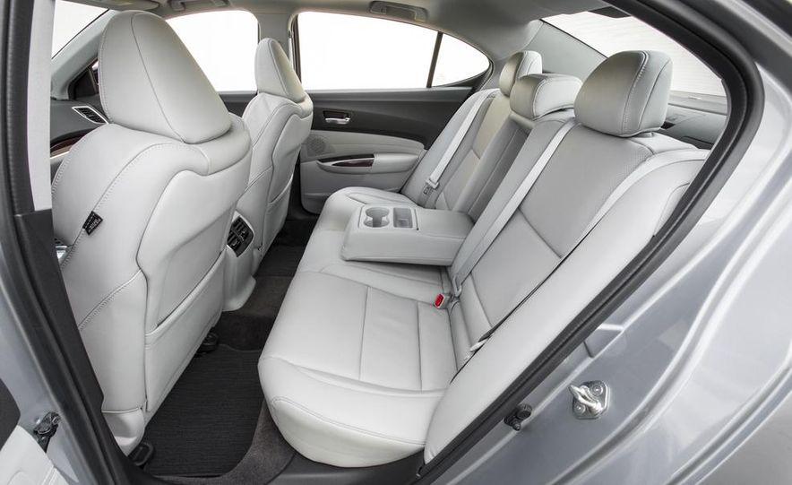 2015 Acura TLX 2.4L, 3.5L, and 3.5L SH-AWD - Slide 101