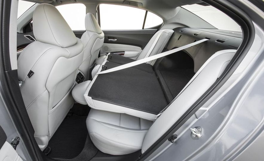 2015 Acura TLX 2.4L, 3.5L, and 3.5L SH-AWD - Slide 102