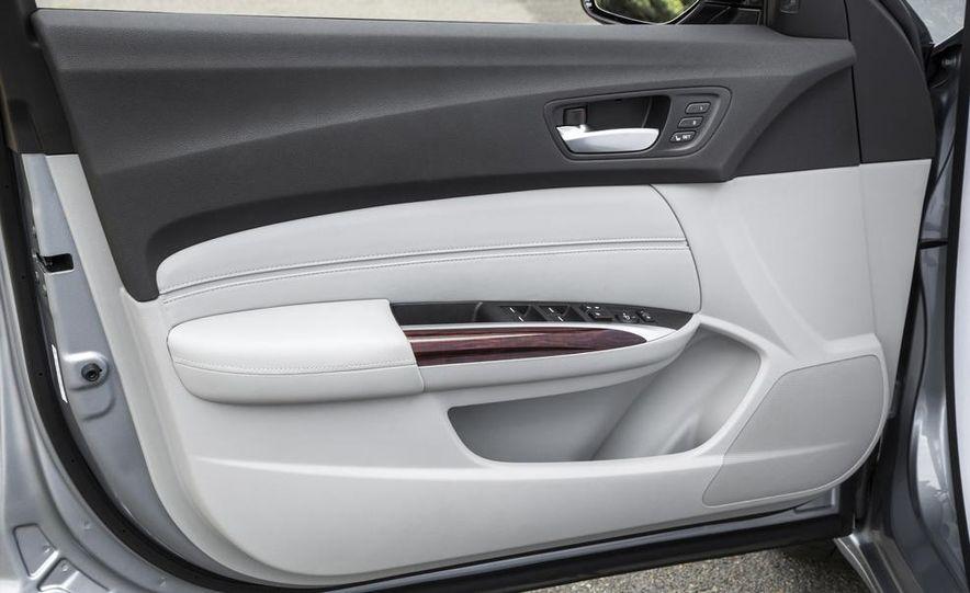 2015 Acura TLX 2.4L, 3.5L, and 3.5L SH-AWD - Slide 103
