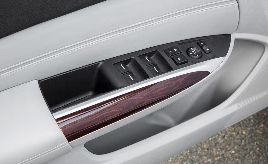 2015 Acura TLX 2.4L, 3.5L, and 3.5L SH-AWD - Slide 104