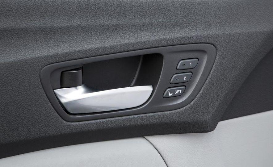 2015 Acura TLX 2.4L, 3.5L, and 3.5L SH-AWD - Slide 105