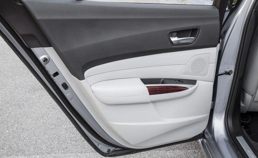 2015 Acura TLX 2.4L, 3.5L, and 3.5L SH-AWD - Slide 106