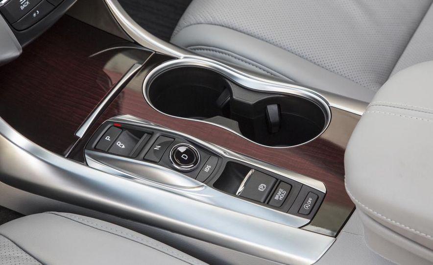 2015 Acura TLX 2.4L, 3.5L, and 3.5L SH-AWD - Slide 107