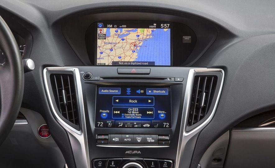 2015 Acura TLX 2.4L, 3.5L, and 3.5L SH-AWD - Slide 112