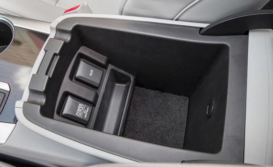 2015 Acura TLX 2.4L, 3.5L, and 3.5L SH-AWD - Slide 115