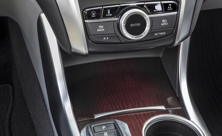 2015 Acura TLX 2.4L, 3.5L, and 3.5L SH-AWD - Slide 117