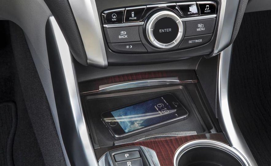 2015 Acura TLX 2.4L, 3.5L, and 3.5L SH-AWD - Slide 118
