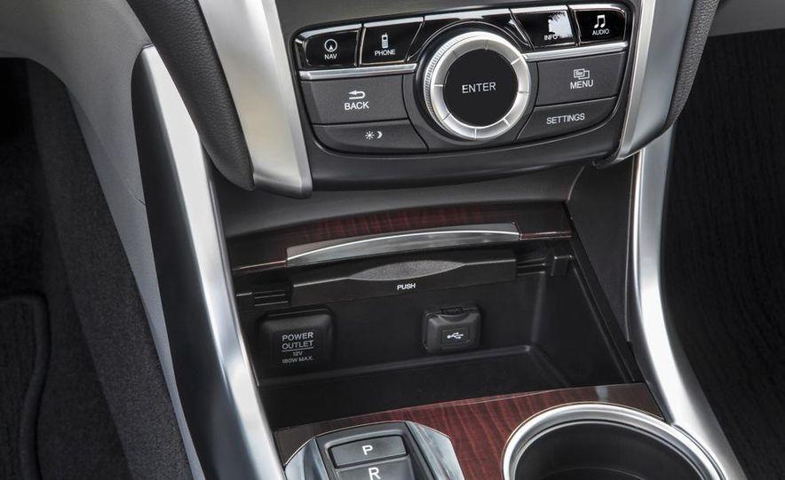 2015 Acura TLX 2.4L, 3.5L, and 3.5L SH-AWD - Slide 119