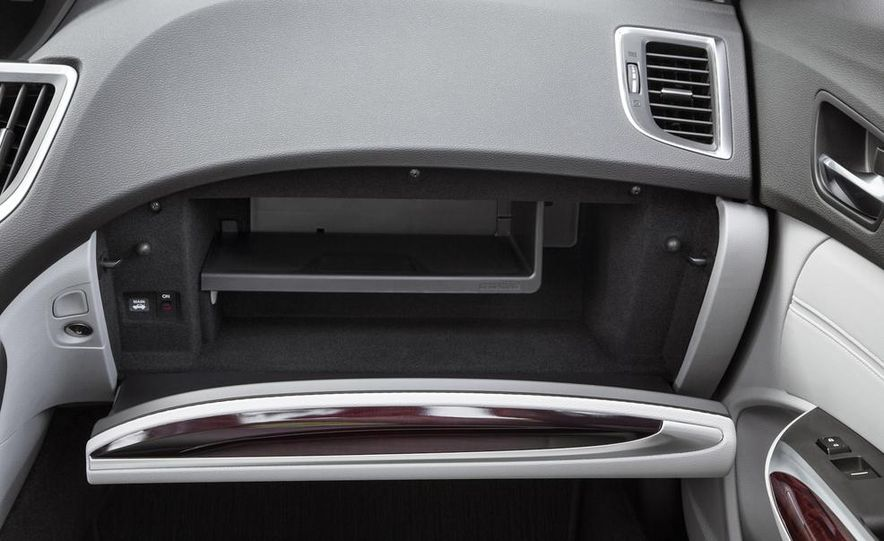 2015 Acura TLX 2.4L, 3.5L, and 3.5L SH-AWD - Slide 120