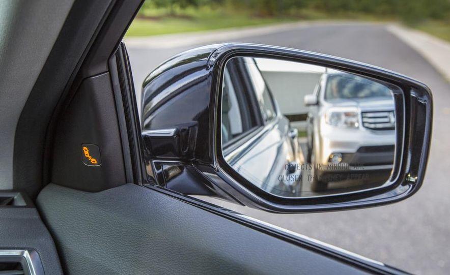 2015 Acura TLX 2.4L, 3.5L, and 3.5L SH-AWD - Slide 122