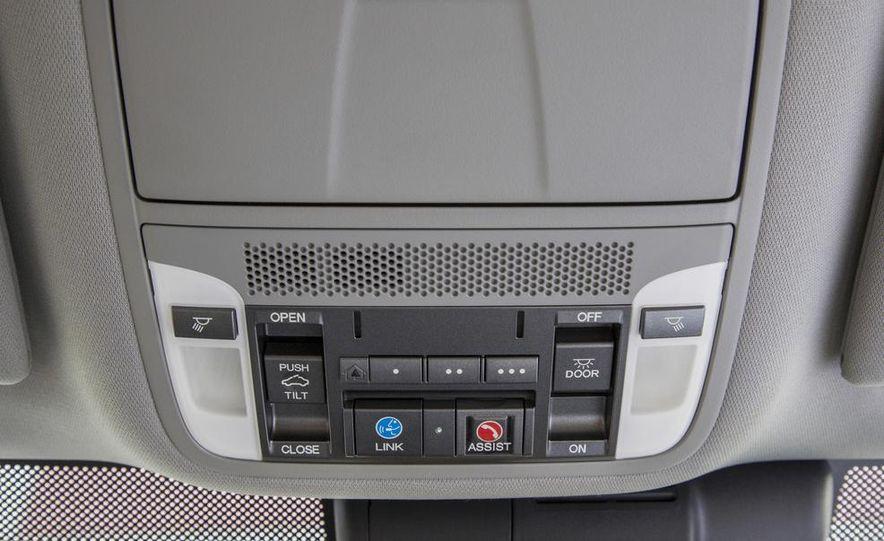 2015 Acura TLX 2.4L, 3.5L, and 3.5L SH-AWD - Slide 125