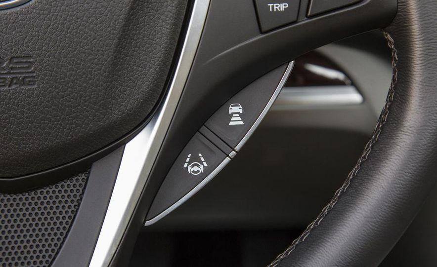 2015 Acura TLX 2.4L, 3.5L, and 3.5L SH-AWD - Slide 129