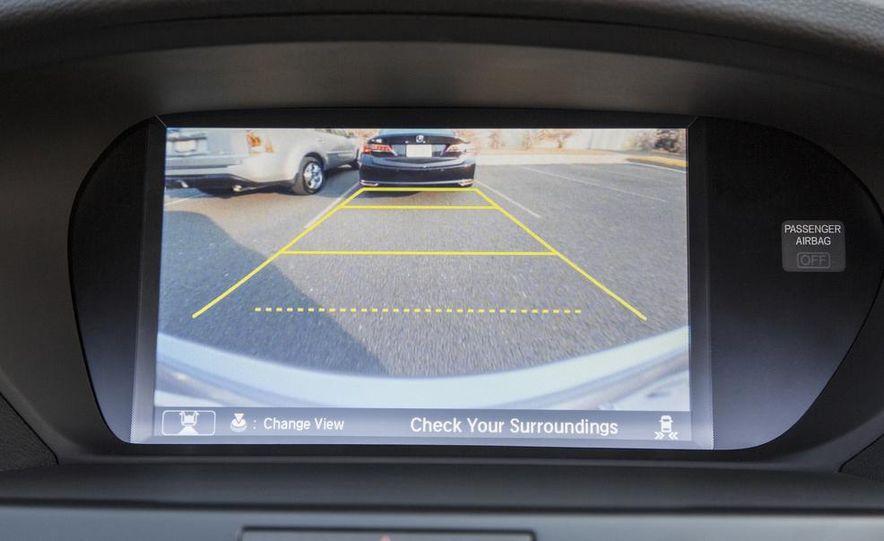 2015 Acura TLX 2.4L, 3.5L, and 3.5L SH-AWD - Slide 132