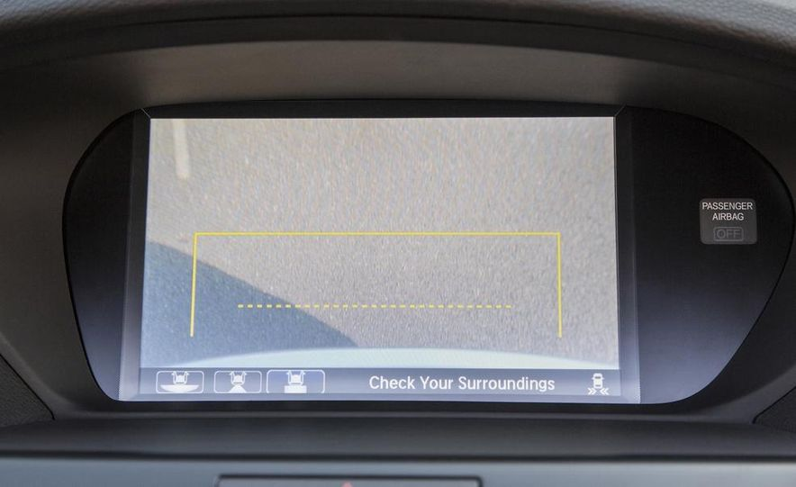 2015 Acura TLX 2.4L, 3.5L, and 3.5L SH-AWD - Slide 133
