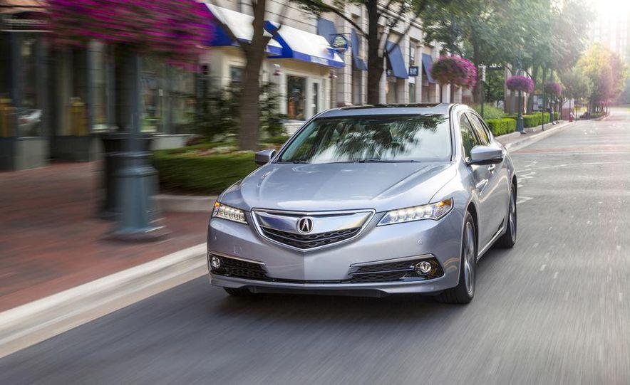 2015 Acura TLX 2.4L, 3.5L, and 3.5L SH-AWD - Slide 46