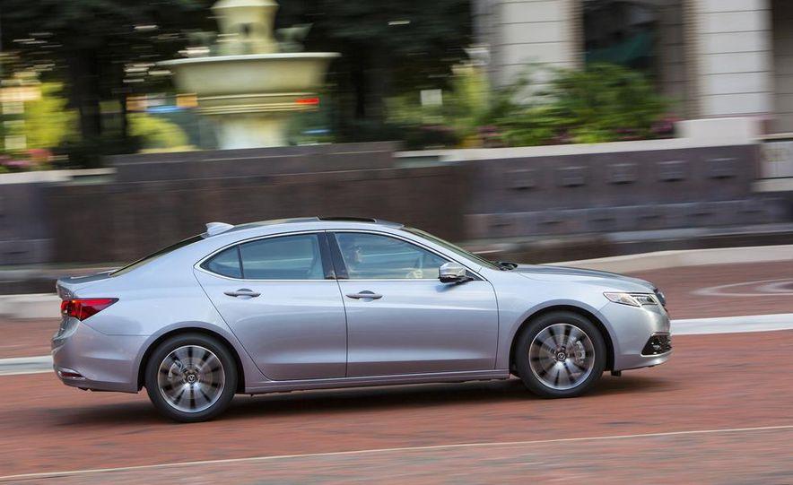 2015 Acura TLX 2.4L, 3.5L, and 3.5L SH-AWD - Slide 48