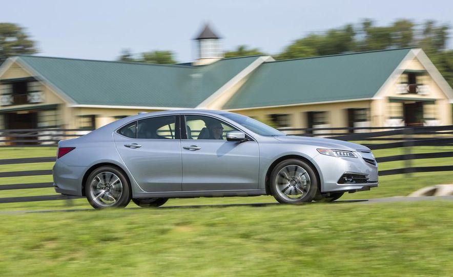 2015 Acura TLX 2.4L, 3.5L, and 3.5L SH-AWD - Slide 54