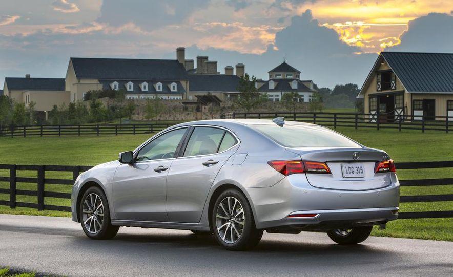 2015 Acura TLX 2.4L, 3.5L, and 3.5L SH-AWD - Slide 67