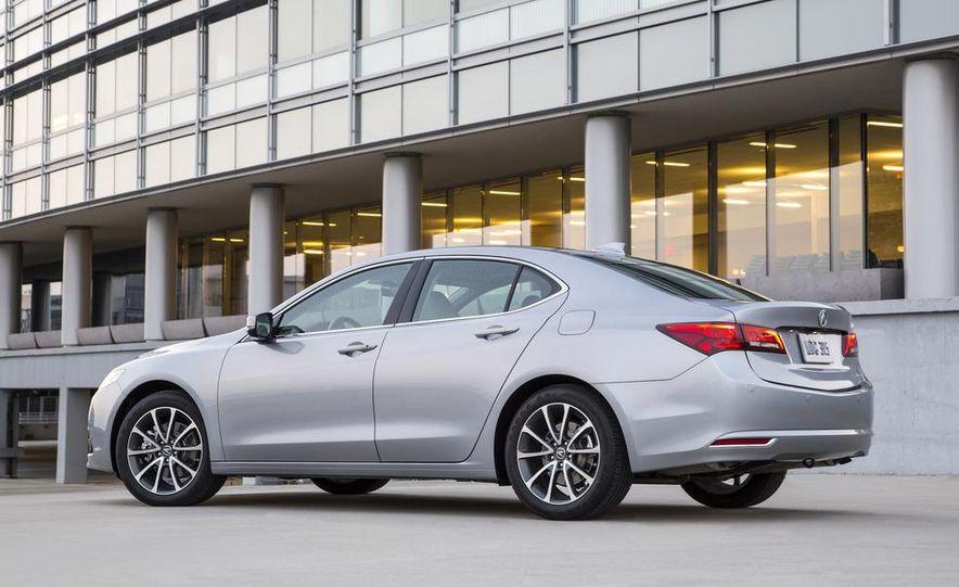 2015 Acura TLX 2.4L, 3.5L, and 3.5L SH-AWD - Slide 72