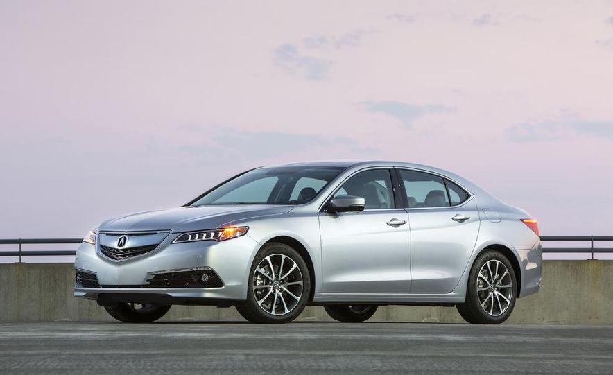 2015 Acura TLX 2.4L, 3.5L, and 3.5L SH-AWD - Slide 74