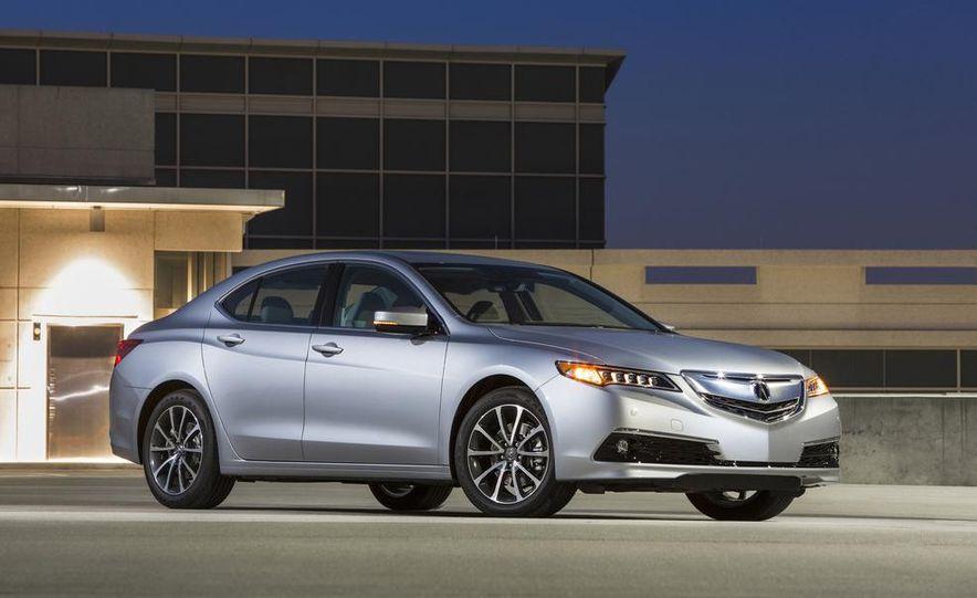 2015 Acura TLX 2.4L, 3.5L, and 3.5L SH-AWD - Slide 77