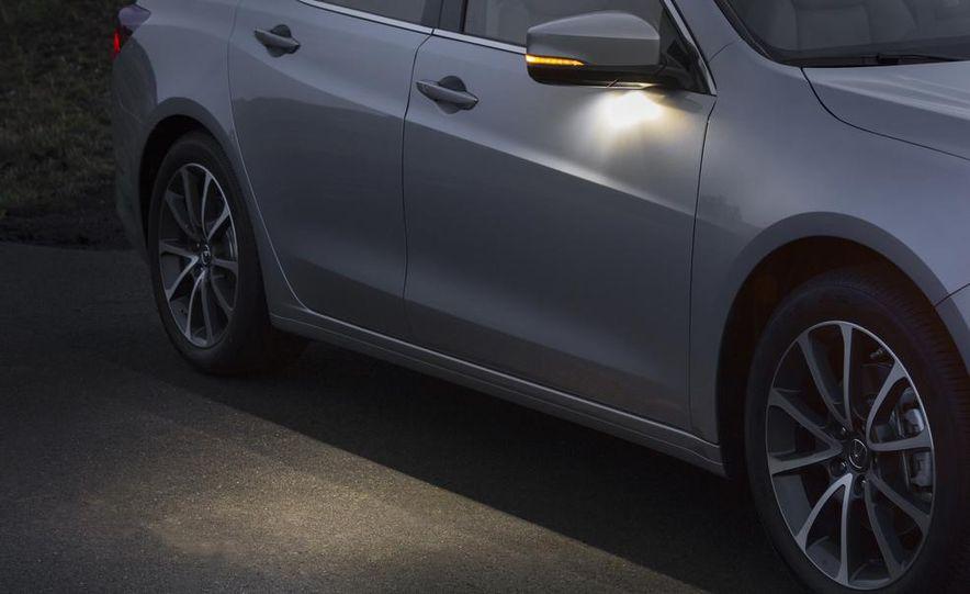 2015 Acura TLX 2.4L, 3.5L, and 3.5L SH-AWD - Slide 80