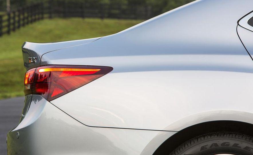 2015 Acura TLX 2.4L, 3.5L, and 3.5L SH-AWD - Slide 81