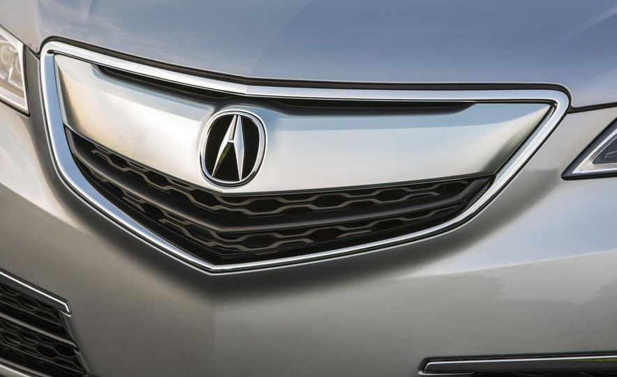 2015 Acura TLX 2.4L, 3.5L, and 3.5L SH-AWD - Slide 82