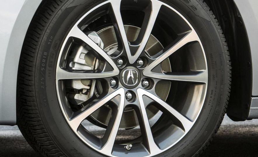 2015 Acura TLX 2.4L, 3.5L, and 3.5L SH-AWD - Slide 83