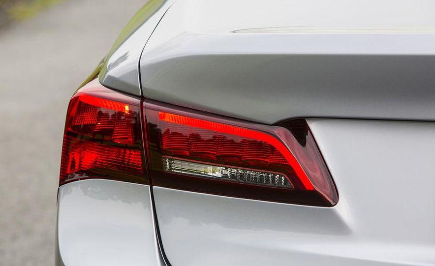 2015 Acura TLX 2.4L, 3.5L, and 3.5L SH-AWD - Slide 84