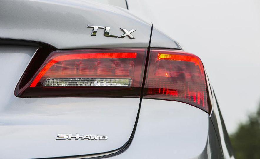 2015 Acura TLX 2.4L, 3.5L, and 3.5L SH-AWD - Slide 85