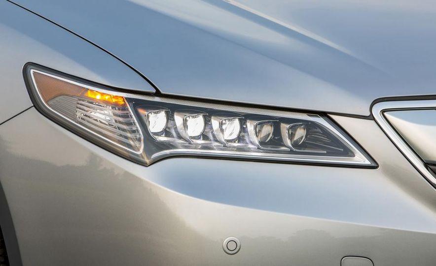 2015 Acura TLX 2.4L, 3.5L, and 3.5L SH-AWD - Slide 89