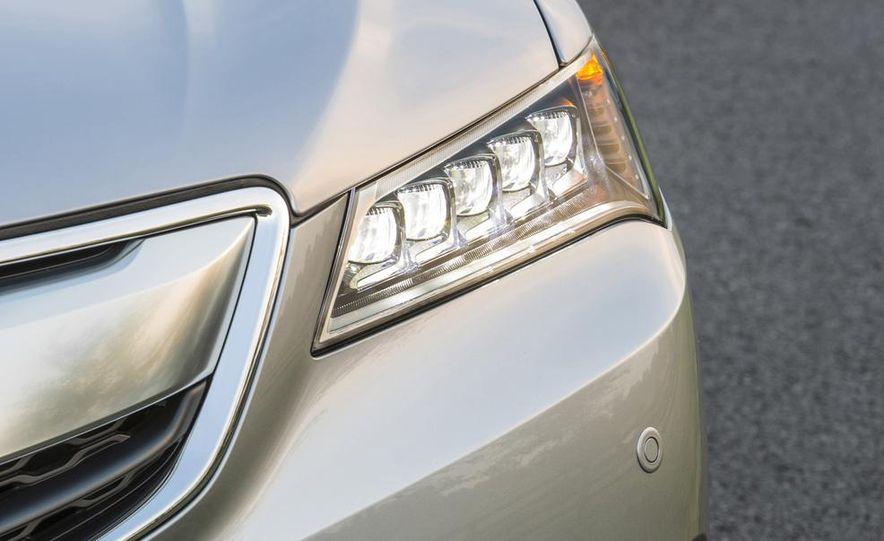 2015 Acura TLX 2.4L, 3.5L, and 3.5L SH-AWD - Slide 90