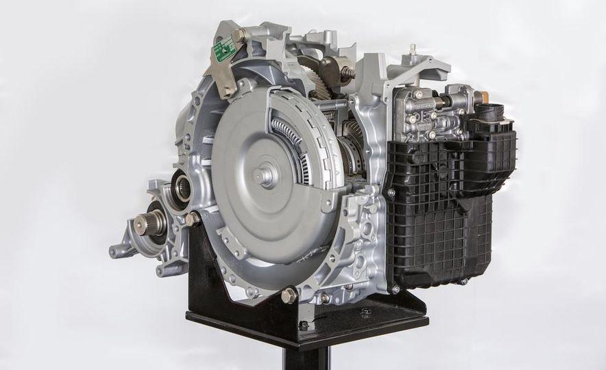 2015 Acura TLX 2.4L, 3.5L, and 3.5L SH-AWD - Slide 140